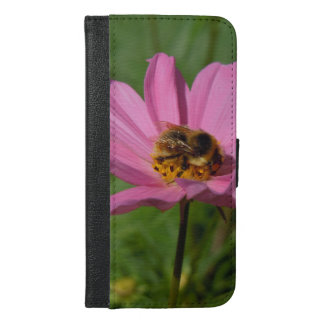 Busy Bee on Cosmo iPhone 6/6s Plus Wallet Case