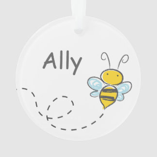 Busy Bee Ornament