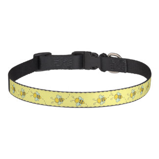 Busy Bee Pet Collar