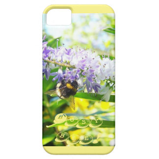 Busy bee phone case