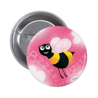 Busy Bee Pins
