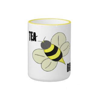 Busy bee ringer mug