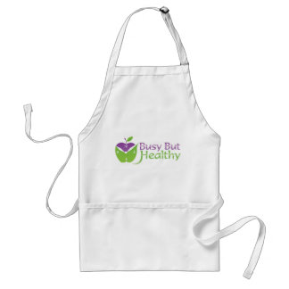 Busy But Healthy Apron