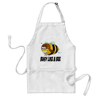 Busy Like A Bee Apron