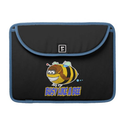 Busy Like A Bee MacBook Sleeve Sleeve For MacBook Pro