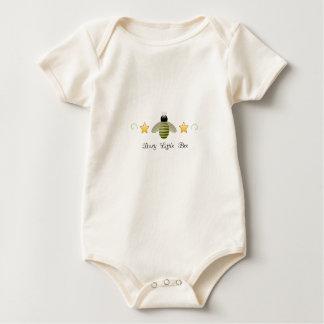 Busy Little Bee Baby Bodysuit