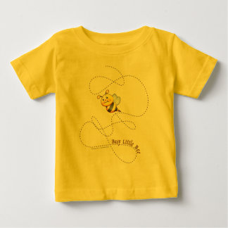 Busy Little Bee Baby T-Shirt
