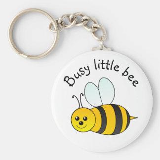 Busy Little Bee Key Ring