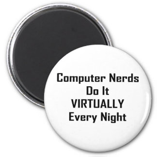 Busy Nerds Magnets