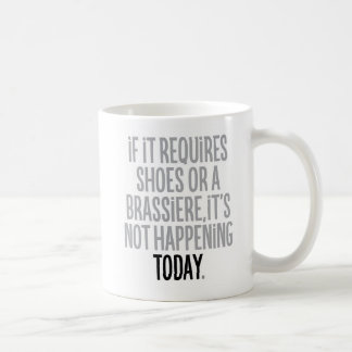 Busy Woman's Declaration Coffee Mug