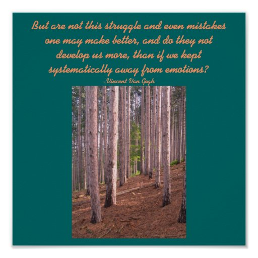But are not this struggle....Quotation Poster