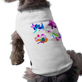 But Creative Sleeveless Dog Shirt