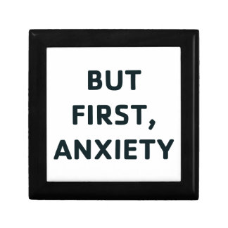 But First, Anxiety Gift Box