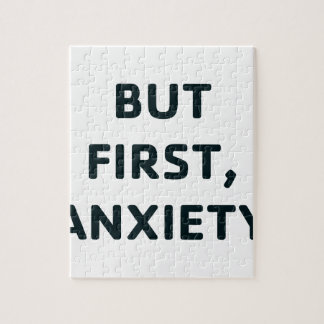 But First, Anxiety Jigsaw Puzzle