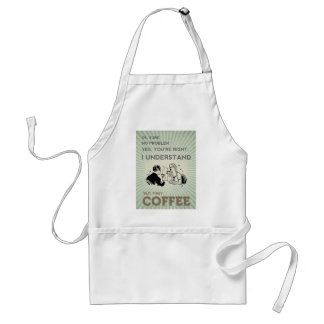 BUT FIRST COFFEE STANDARD APRON