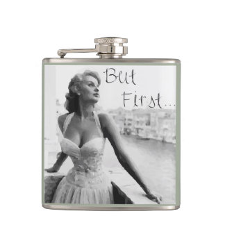 But First... Flask