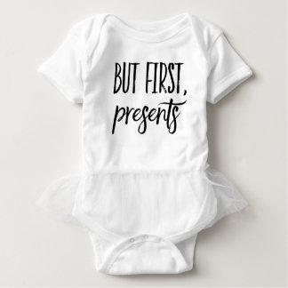 But First Presents Shirt