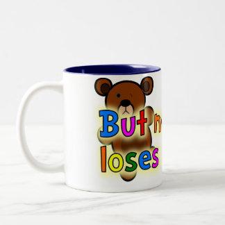 But Nobody Loses An Eye! Mug