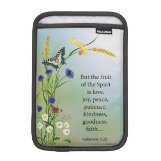 But the fruit of the Spirit is love, joy, peace iPad Mini Sleeve