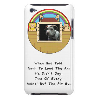 But The Pit Bull Barely There iPod Cases