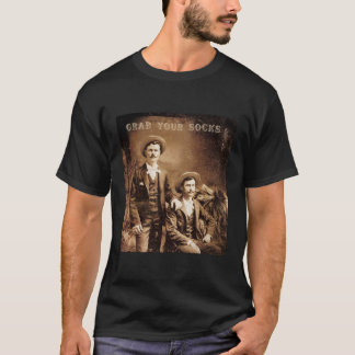 Butch Cassidy and the Sundance Kid T-Shirt
