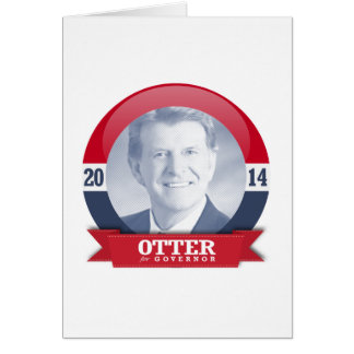 BUTCH OTTER CAMPAIGN CARDS