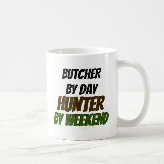 Butcher by Day Hunter by Weekend Coffee Mug
