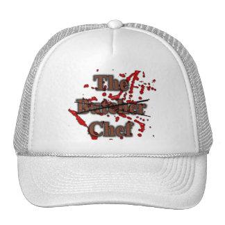 Butcher Chef Bloody  cook Cap