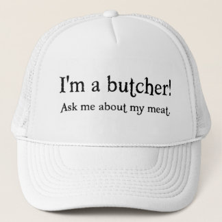 Butcher Hat