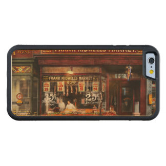 Butcher - Meat priced right 1916 Carved Maple iPhone 6 Bumper Case