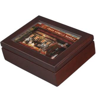 Butcher - Meat priced right 1916 Keepsake Box