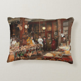 Butcher - The game center 1895 Accent Cushion