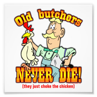 Butchers Photo