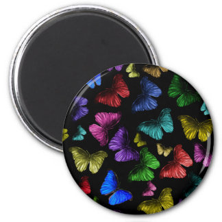 Buterfly Butterfly Magnet