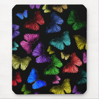Buterfly Butterfly Mouse Pad