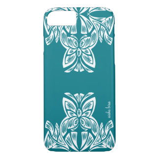 buterfly inspired design iPhone 7 case