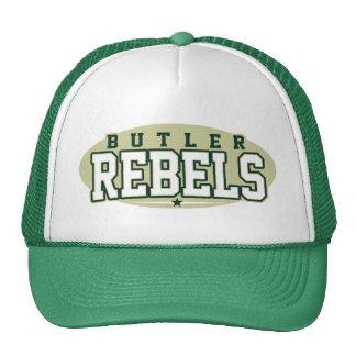 Butler High School; Rebels Cap