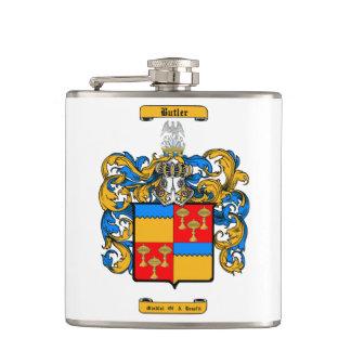 Butler (Irish) Hip Flask