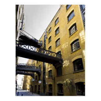 Butlers wharf London Postcard