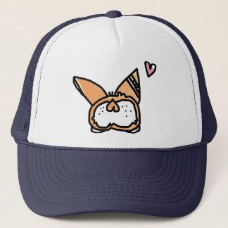 BUTT. I LOVE YOU. TRUCKER HAT