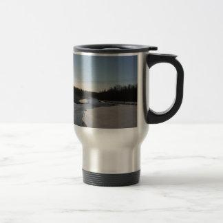 Butte Alaska Travel Mug