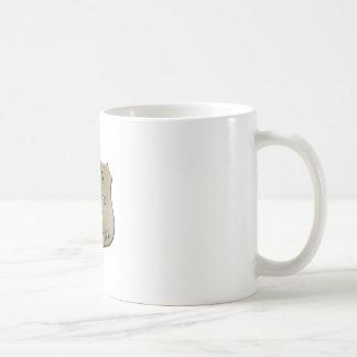 Butte Town Marshal Coffee Mug