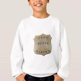Butte Town Marshal Sweatshirt