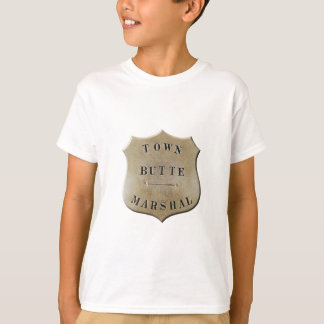 Butte Town Marshal T-Shirt