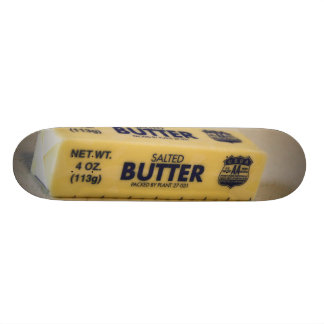 Butter Board Skate Deck