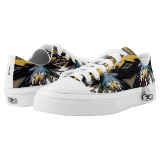 Butter Fly Rising Low Tops
