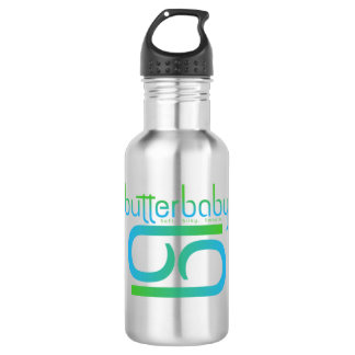 ButterBaby Logo Water Bottle by ButerBaby 532 Ml Water Bottle