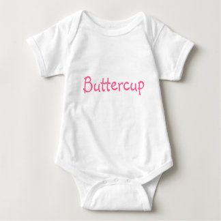 Buttercup Baby Bodysuit