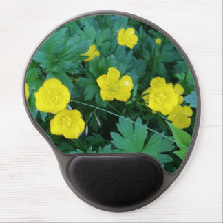 Buttercup Themed Mouspad Gel Mouse Pad