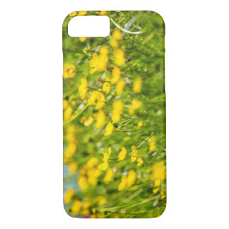 Buttercups in motion iPhone 8/7 case
